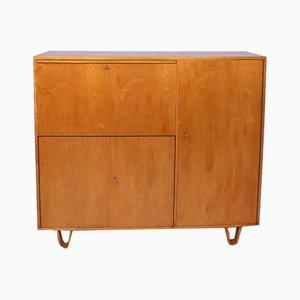 Mobiletto CB01 di Cees Braakman per Pastoe, anni '50