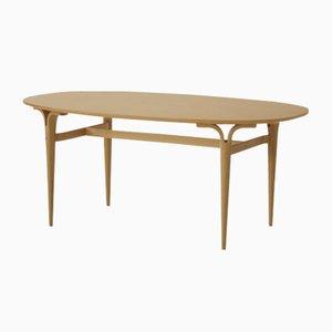 Tavolo da pranzo di Bruno Mathsson per Mathsson International, anni '60