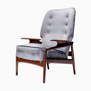 Mid-Century Danish Lounge Chair