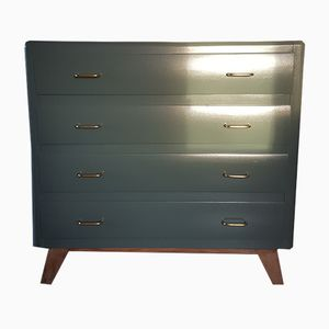Green Chest of Drawers, 1950s