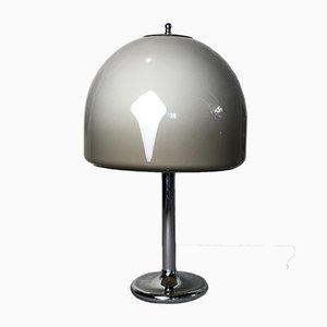 Space Age Mushroom Table Lamp from Dijkstra Lampen, 1970s