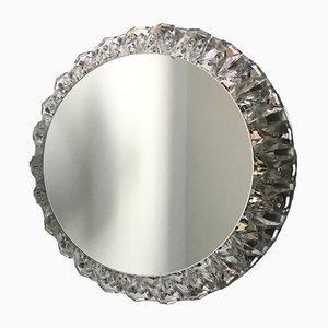 Specchio vintage illuminato di Kinkeldey, anni '60