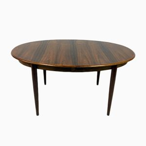 Rosewood Dining Table from Gudme Mobelfabrik, 1960s