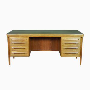 Dänischer Schreibtisch aus Teak von Ib Kofod-Larsen für Faarup Møbelfabrik, 1960er