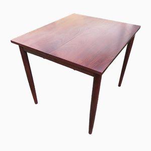 Ovaler Esstisch aus Palisander, 1960er