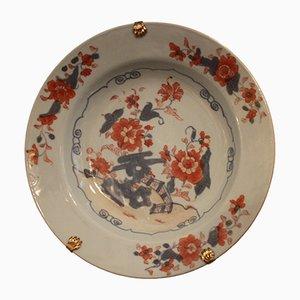 Antiker japanischer Imari Teller