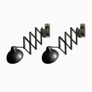 6614 Wall Lamps by Christian Dell for Kaiser Idell, Set of 2