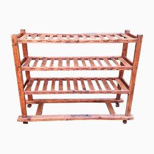Vintage Italian Wooden Cart