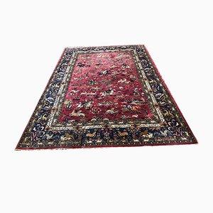 Orientalischer Teppich mit Muster, 1910er