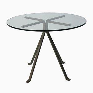 Vintage Cugino Pedestal Table by Enzo Mari for Driade, 1973
