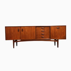 British Teak Sideboard from G-Plan, 1960s