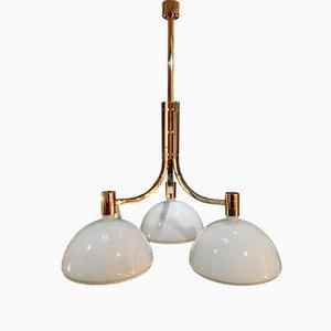 Lámpara de techo de Franco Albini para Sirrah, años 60