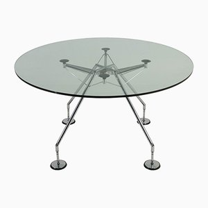 Vintage Tecno Nomos Series Table by Norman Foster for Tecno