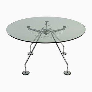 Vintage Tisch aus der Tecno Nomos Serie von Norman Foster für Tecno