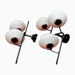 Mid-Century Wandlampen von Stilnovo, 1960er, 2er Set