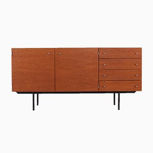Vintage Sideboard by Pierre Guariche for Meruop, 1960s