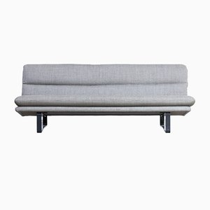 C684 Grey Three-Seater Sofa by Kho Liang Ie for Artifort, 1960s