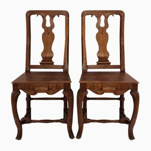 Baroque Chairs, Set of 2
