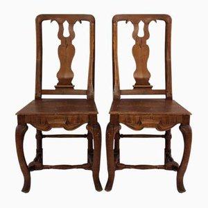Stühle aus dem Barock, 2er Set