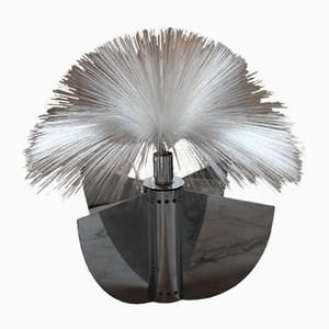 Lampada da tavolo nr. 81/2 in fibra di vetro di Jürgen Fischer per Zanotta, 1969