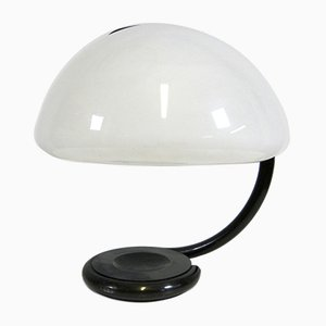 Italian Serpente Lamp by Elio Martinelli for Martinelli Luce, 1960s