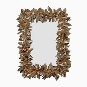 McQueen Rectangular Wall Light Mirror from Covet Paris