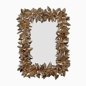 Specchio da parete McQueen rettangolare di Covet Paris