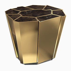 Crackle Side Table from Covet Paris