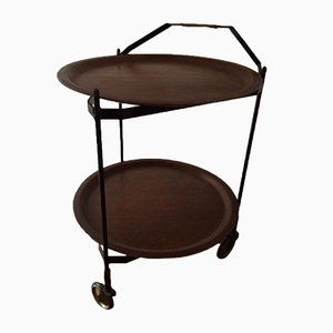 Vintage Impala Serving Trolley from Ary Fanerprodukter Nybro