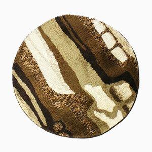 Mexico Hochflorteppich mit abstraktem Muster von Desso, 1970er