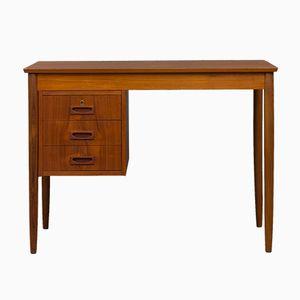 Kleiner dänischer Schreibtisch aus Teak