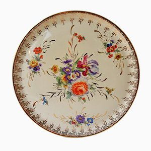 Limoges Porcelain Serving Plate from Revol, 1950s