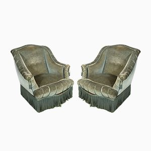 Toad Armchairs, 1930s, Set of 2