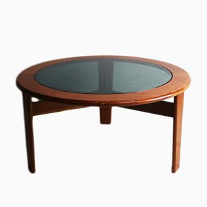 Table Basse Ronde de G-Plan, 1970s