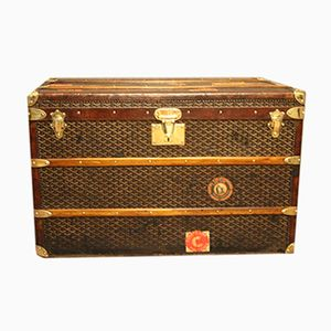 Steamer Trunk from Goyard, 1920s