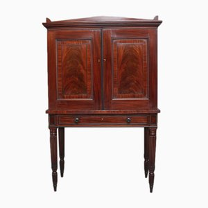 Antique Mahogany Cabinet, 1830s