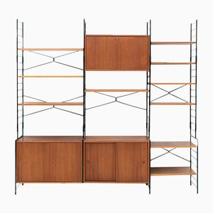 German Wall Unit from WHB, 1970s