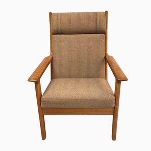 GE-265 Sessel von Hans Wegner für Getama, 1960er