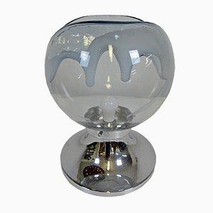 Italienische Membrane Lampe aus Muranoglas von Toni Zuccheri für VeArt, 1970er
