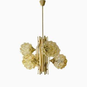 Deckenlampe von Helena Tynell, 1960er