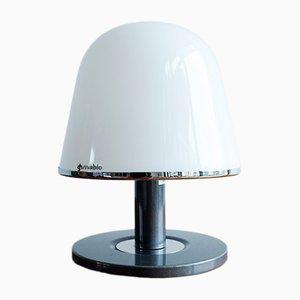 Lámpara de mesa Guzzini Kuala de Franco Bresciani para Meblo, años 70