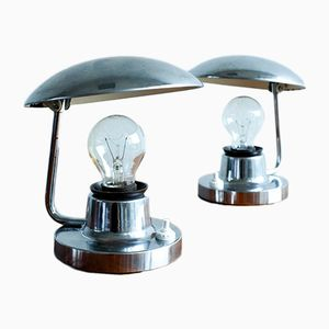 Tischlampen von Josef Hurka für Napako, 1960er, 2er Set