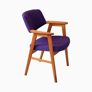 Mid-Century Sessel aus Teak von Erik Kirkegaard für Høng Stolefabrik, 1960er