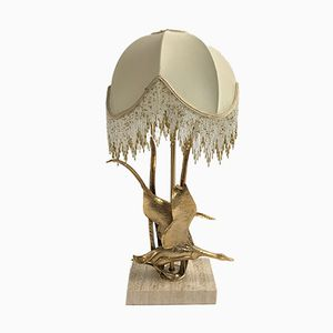Vintage Table Lamp by Lanciotto Galeotti for L'Orginale, 1970s