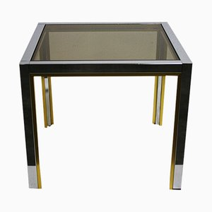 Vintage Side Table by Renato Zevi, 1970s