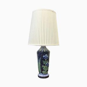 Swedish Ceramic Lamp from Alingsås Ceramic, 1960s