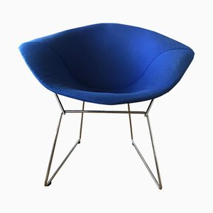Chaise Diamond 421 par Harry Bertoia pour Knoll, 1950s