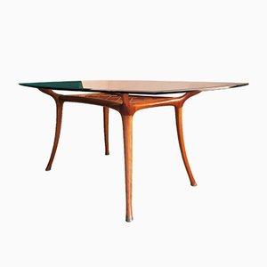 Italienischer Camarillo Brillo Tisch von Roberto Lazzeroni für Ceccotti Collezioni, 1989