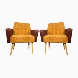 Vintage Barstühle, 2er Set