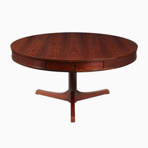 Tavolo da pranzo Drum di Robert Heritage per Archie Shine, anni '60